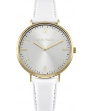 Karen Millen KM163WG Ladies Watch