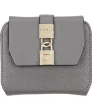Fiorelli FS0862-GREY Ladies Evie Large City Grey Flap Over Purse