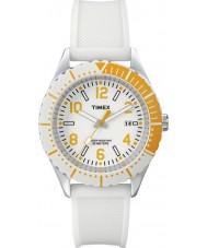 Timex Originals T2P007 Ladies White Sport Watch