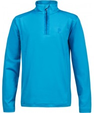 Protest 3810300-648-116 Boys Willowy Junior Electric Blue Zip Top - 6 years (116 cm)