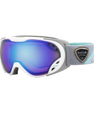 Bolle 21460 Duchess White and Grey - Aurora Ski Goggles