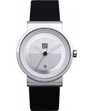 Zoom ZM-3658M-2501 Skyline White Black Watch