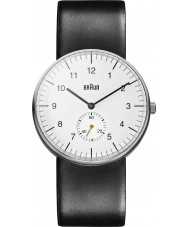 Braun BN0024WHBKG Mens White Black Watch
