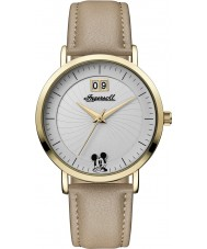 Disney by Ingersoll ID00503 Ladies Union Tan PU Leather Strap Watch
