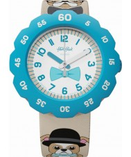Flik Flak FPSP024 Kids Chapeau Melon Watch