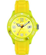 Ice-Watch SI.YW.B.S.12 Sili Forever Yellow Strap Watch