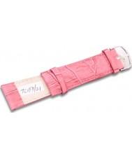 Krug-Baumen TC19721L Orange Pink Leather Replacement Ladies Principle Strap