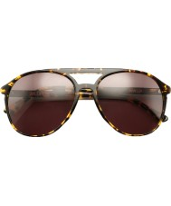 Wildfox Ladies Amelia Tokyo Tortoise Sunglasses