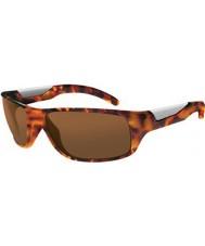 Bolle Vibe Shiny Tortoiseshell Polarized A-14 Sunglasses