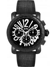 Pocket PK3019 Mens Rond Chrono Grande All Black Watch