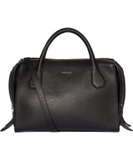 Modalu MH6204-BLACK Ladies Willow Bag