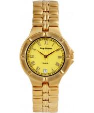 Krug Baümen 4964KM Gents Baron Yellow Dial