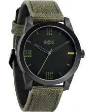 House of Marley WM-JA005-MT Mens Billet Military Watch
