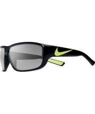 Nike EV0781 Mercurial 8 Black Citrus Sunglasses