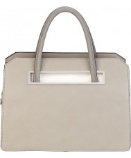 Fiorelli FH8381-GREY Ladies Bonnie Grey Snake Grab Bag
