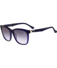 Calvin Klein Platinum Ladies CK4292S Iridescent Blue Sunglasses