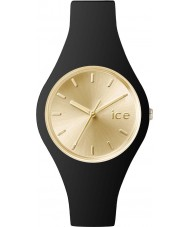 Ice-Watch 001396 Ladies Small Ice-Chic Black Silicone Strap Watch