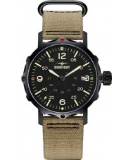 Dogfight DF0062 Mens Ace Beige Nylon Strap Watch
