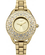 Lipsy LP443 Ladies Gold Plated Bracelet Watch
