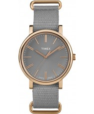 Timex Originals TW2P88600 Tonal Grey Nylon Strap Watch