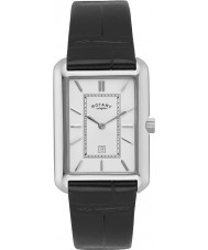 Rotary GS02685-02 Mens Timepieces White Black Watch