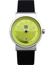 Zoom ZM-3658M-2511 Skyline Green Black Watch