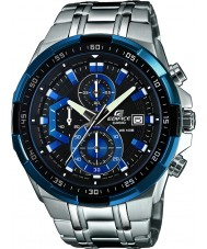 Casio EFR-539D-1A2VUEF Mens Edifice Blue Silver Chronograph Watch