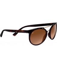 Serengeti 8352 Lerici Tortoise Sunglasses