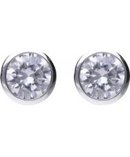 Diamonfire E5622 Ladies Carats Earrings