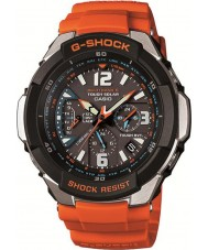 Casio GW-3000M-4AER Mens G-Shock Radio Controlled Orange Solar Powered Watch