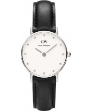 Daniel Wellington DW00100068 Ladies Classy Sheffield 26mm Silver Watch