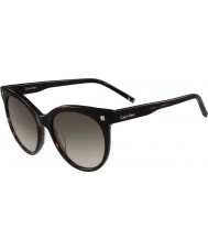 Calvin Klein Collection Ladies CK4324S Tortoiseshell Sunglasses
