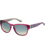 Marc by Marc Jacobs Ladies MMJ 230-S DRL IE Cyclamen Sunglasses