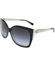 Michael Kors MK2006 57 Taormina Black Crystal 303311 Sunglasses