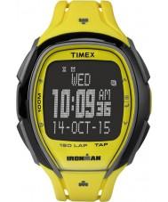 Timex TW5M00500 Ironman 150-Lap Full Size Sleek Yellow Resin Strap Watch