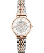Emporio Armani AR1926 Ladies Two Tone Steel Dress Watch
