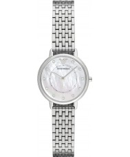 Emporio Armani AR2511 Ladies Dress Silver Steel Bracelet Watch