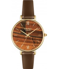 Lola Rose LR2030 Ladies Brown Leather Strap Watch