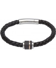 Unique B276BL-21CM Mens Bracelet