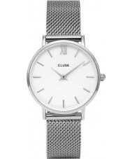 Cluse CL30009 Ladies Minuit Mesh Watch