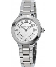 Frederique Constant FC-200WHD1ER36B Ladies Classics Delight Silver Steel Bracelet Watch