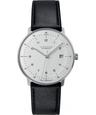 Junghans 027-4700-00 Max Bill Black Automatic Watch
