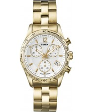 Timex Originals T2P058 Ladies All Gold Dress Chronograph Watch