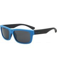Bolle Daemon Jr. Matte Blue Black TNS Sunglasses