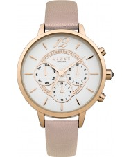Lipsy LP421 Ladies Nude PU Strap Watch