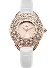 Lipsy LP445 Ladies White PU Strap Watch