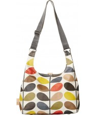 Orla Kiely 0ETCCMS044 Ladies Classic Multi Stem Midi Sling Bag