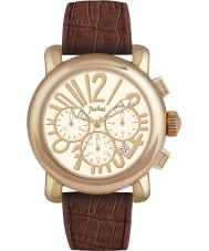 Pocket PK3020 Mens Rond Chrono Grande Brown Watch