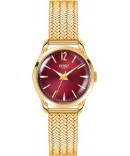 Henry London HL25-M-0058 Ladies Holborn Gold Plated Bracelet Watch