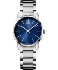 Calvin Klein K2G2314N Ladies City Silver Steel Watch